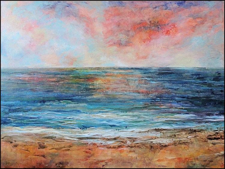 Katie Sarra-Seascape (1)