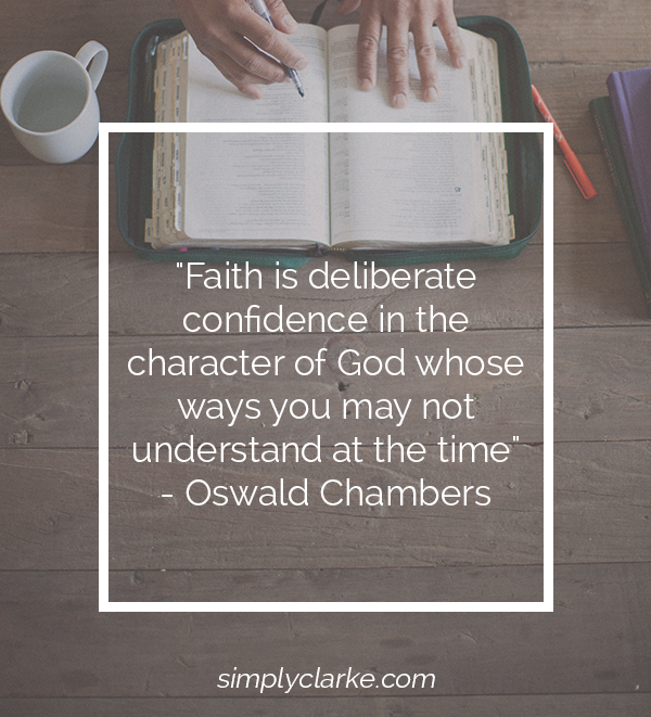 Oswald Chambers quote #3