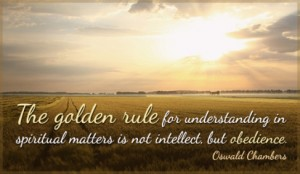 Oswald Chambers quote #4